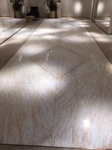 Cleaned and polished Marble 1